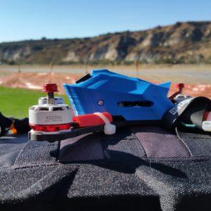 RealAcc x210 Racing Frame Pod