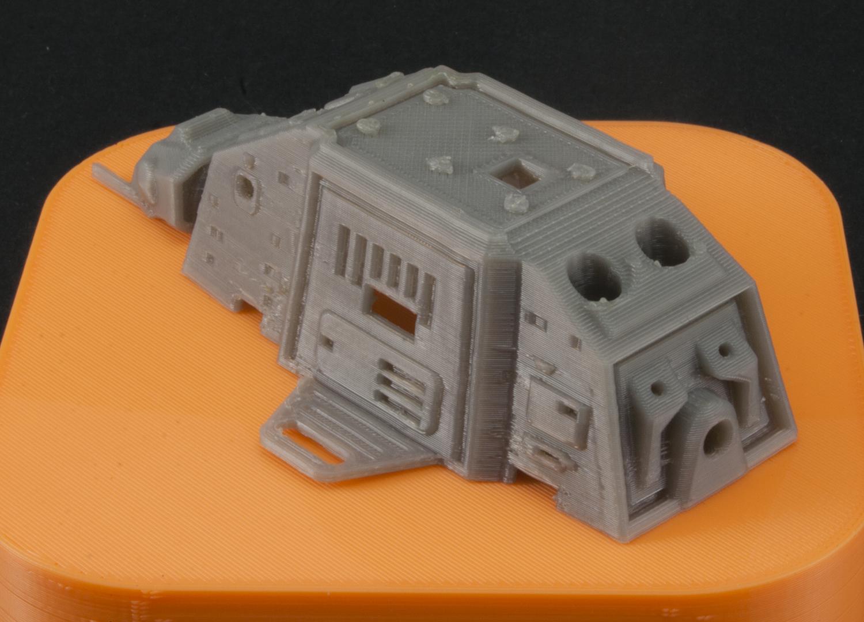 BabyHawk-R ATAT Imperial u201cBabyWalk-Ru201d Canopy & BabyHawk-R ATAT Imperial u201cBabyWalk-Ru201d Canopy u2013 3D CRYPT